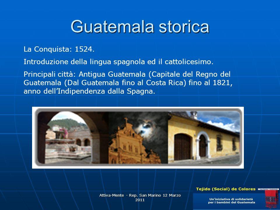 Attiva-Mente - Rep. San Marino 12 Marzo 2011