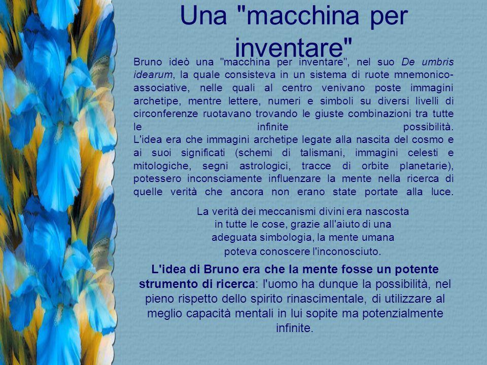 Una macchina per inventare