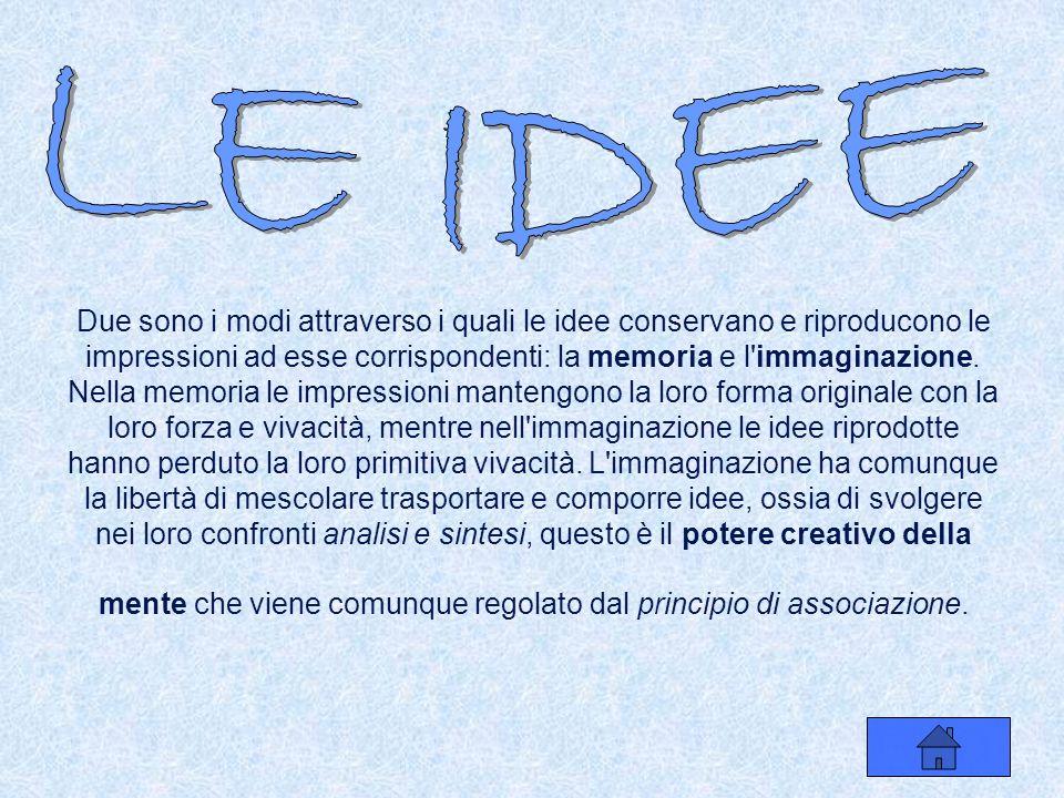 LE IDEE