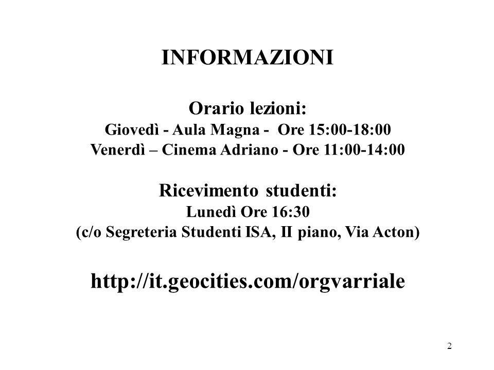INFORMAZIONI http://it.geocities.com/orgvarriale