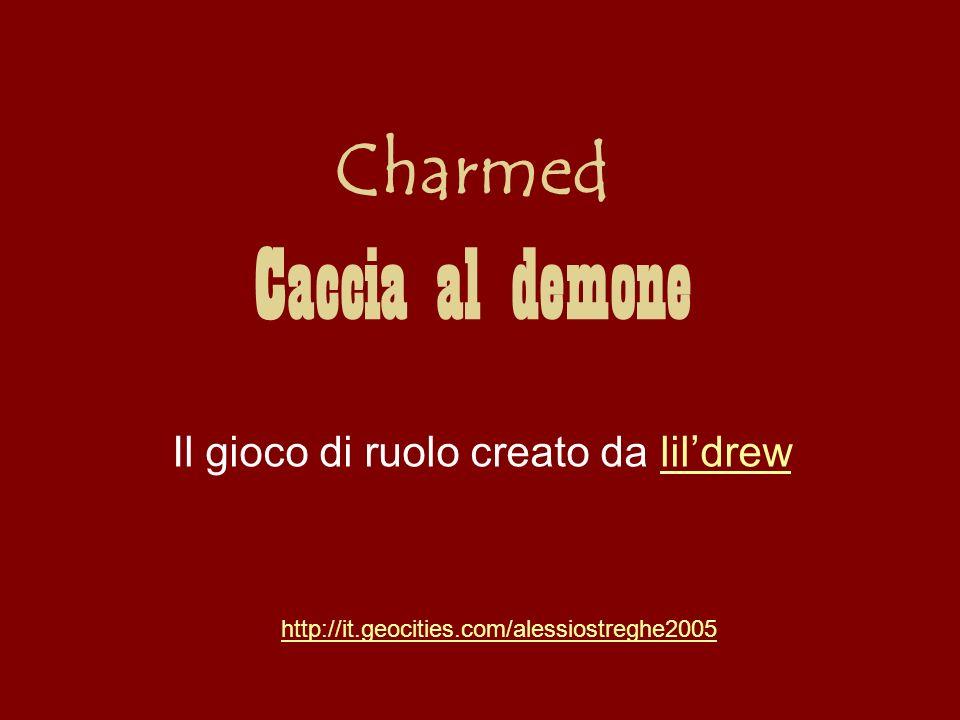 Charmed Caccia al demone