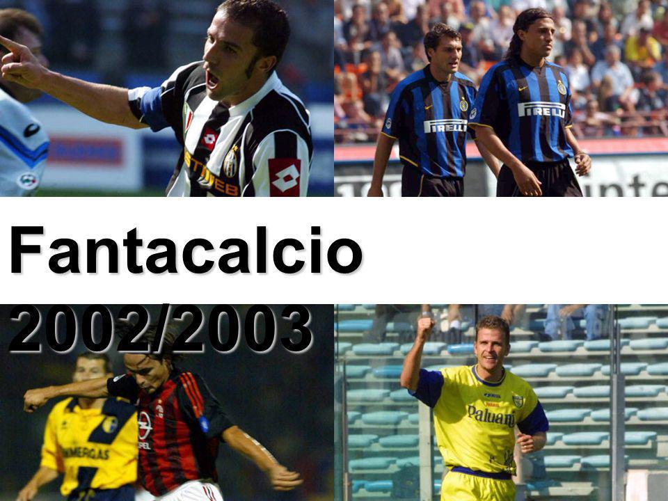 Fantacalcio 2002/2003