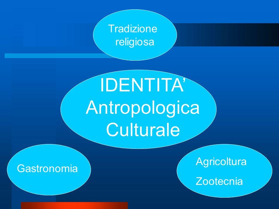 Antropologica Culturale