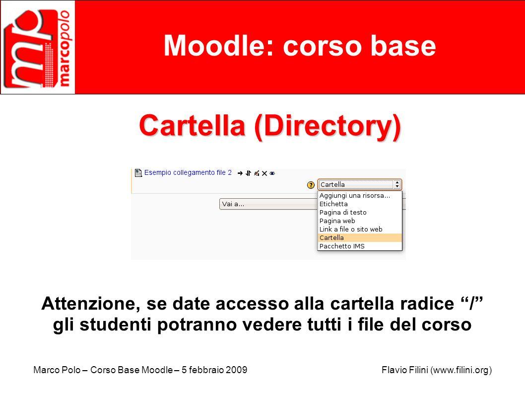 Cartella (Directory)