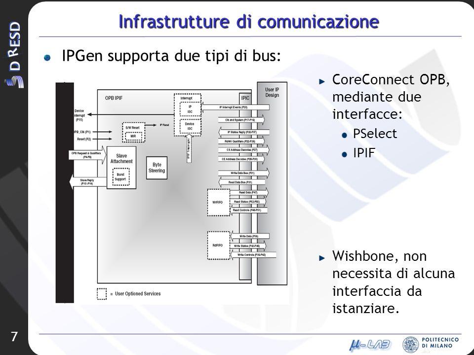 Infrastrutture di comunicazione