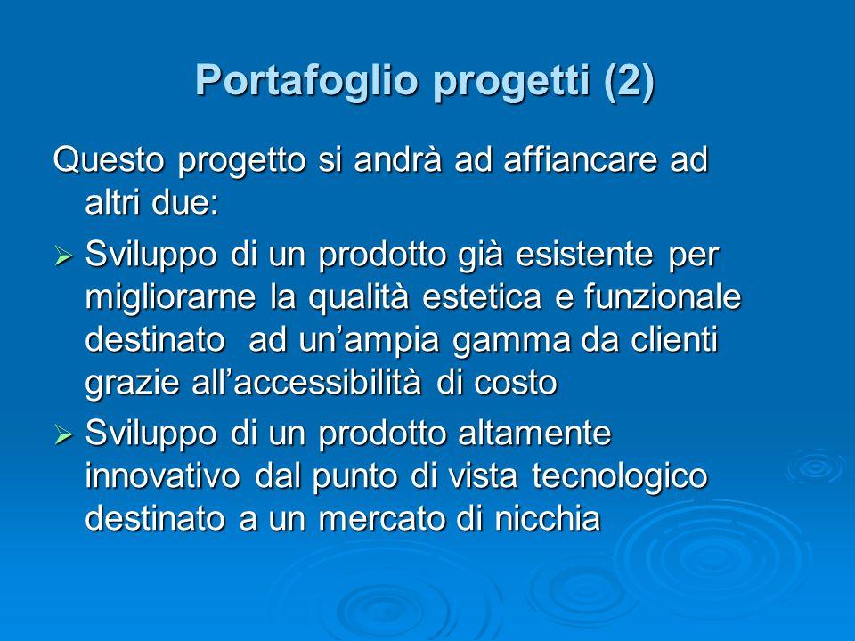 Portafoglio progetti (2)