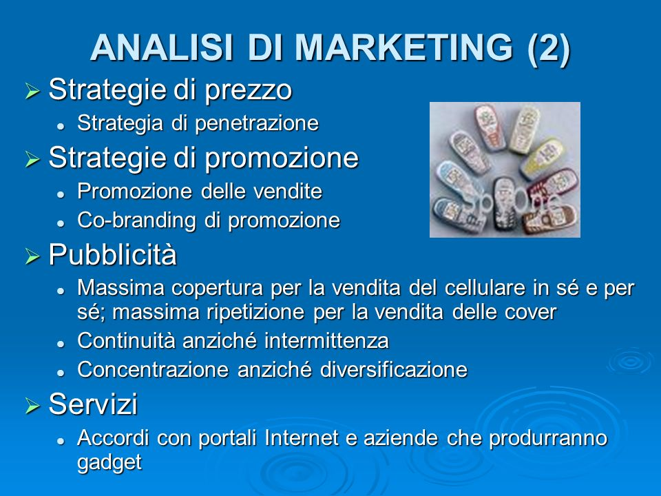ANALISI DI MARKETING (2)