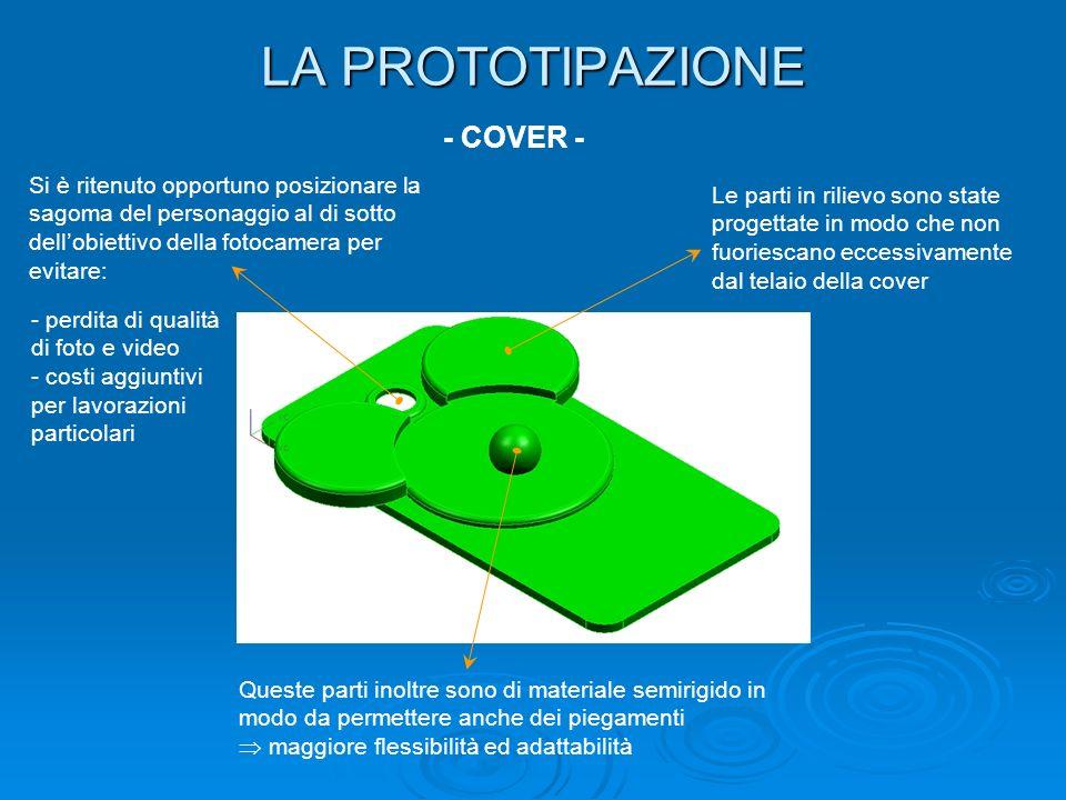 LA PROTOTIPAZIONE - COVER -