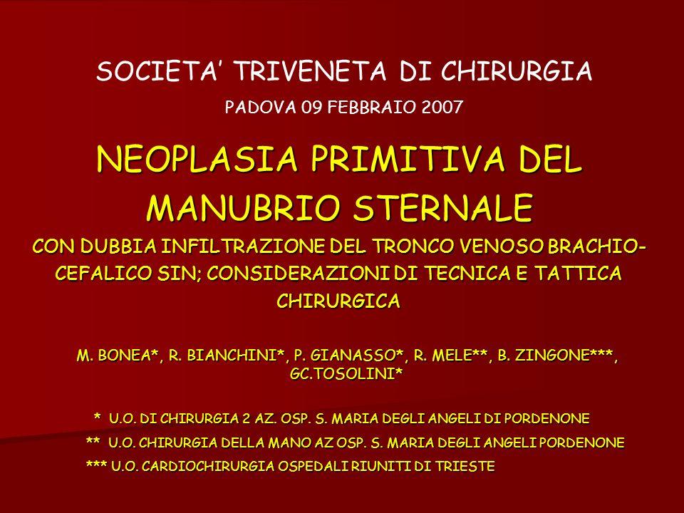 SOCIETA' TRIVENETA DI CHIRURGIA