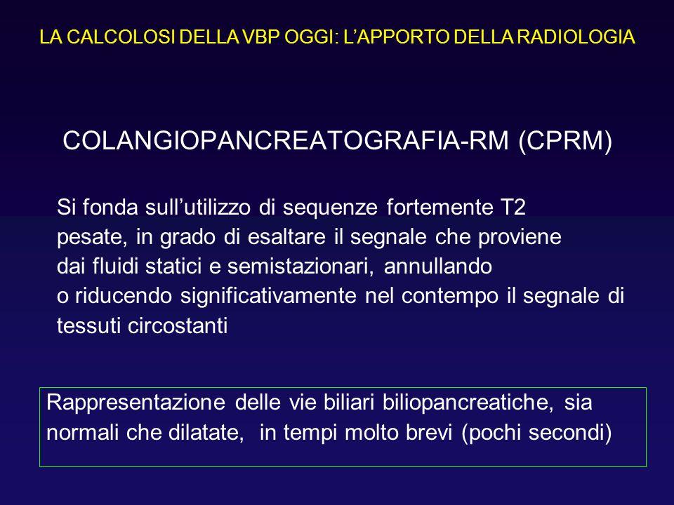 COLANGIOPANCREATOGRAFIA-RM (CPRM)