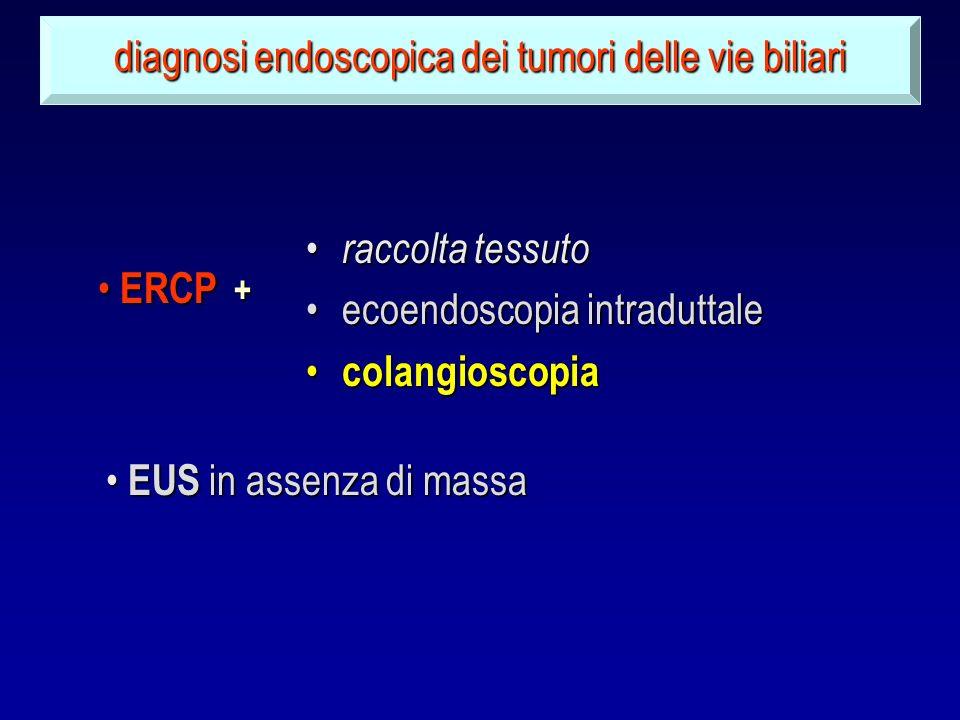 diagnosi endoscopica dei tumori delle vie biliari