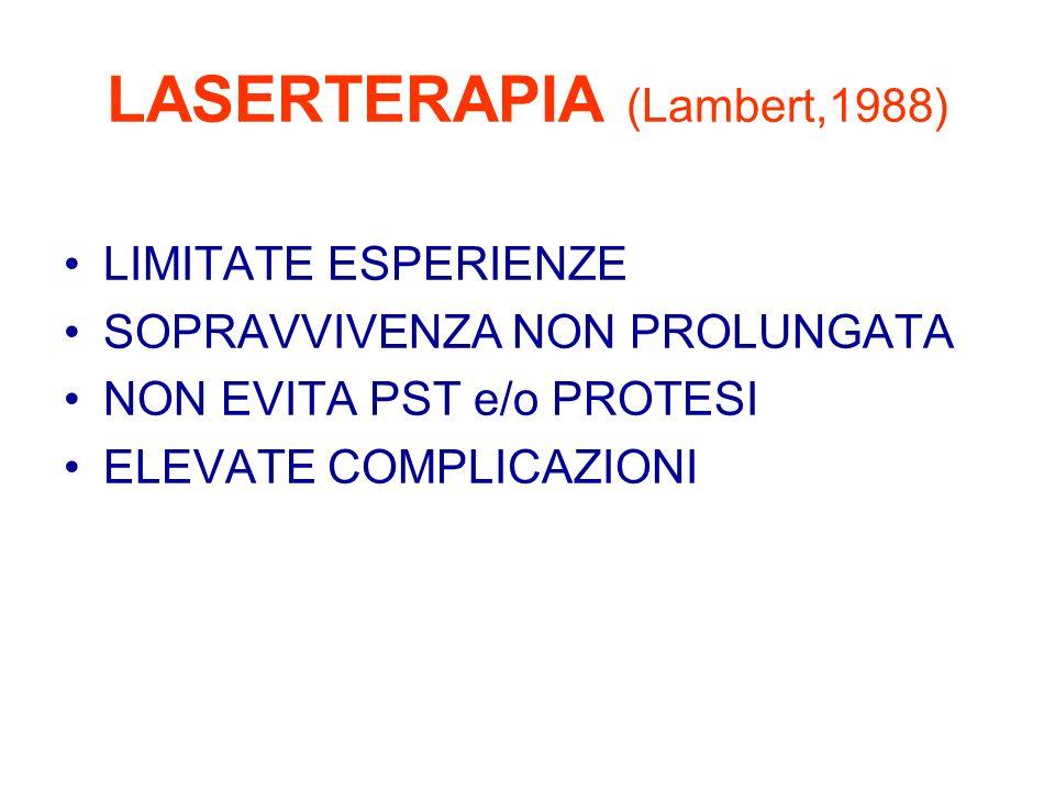 LASERTERAPIA (Lambert,1988)