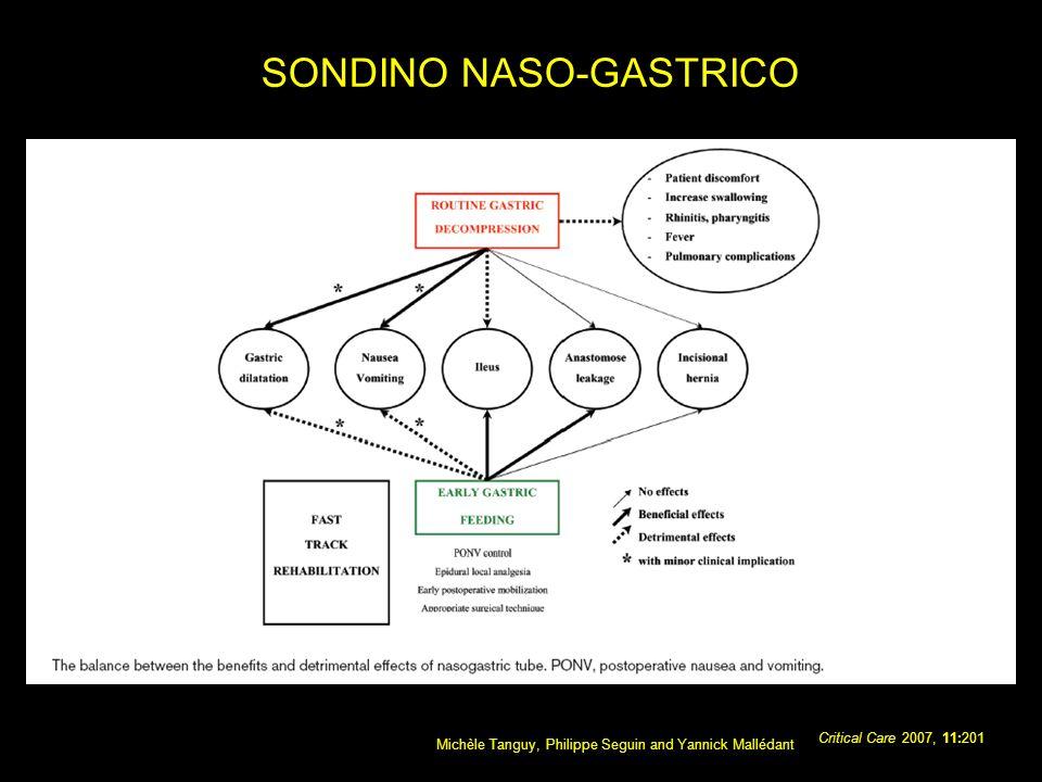 SONDINO NASO-GASTRICO