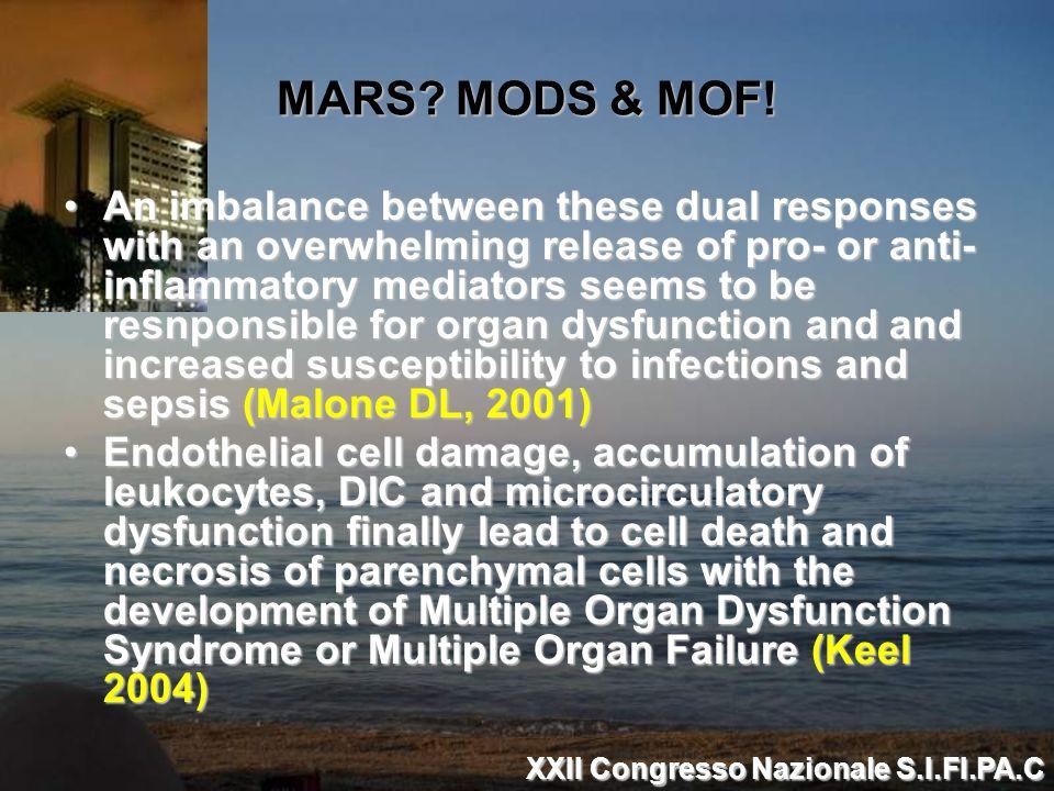 MARS MODS & MOF!