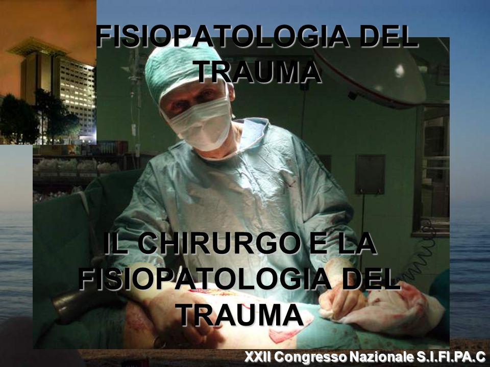 FISIOPATOLOGIA DEL TRAUMA