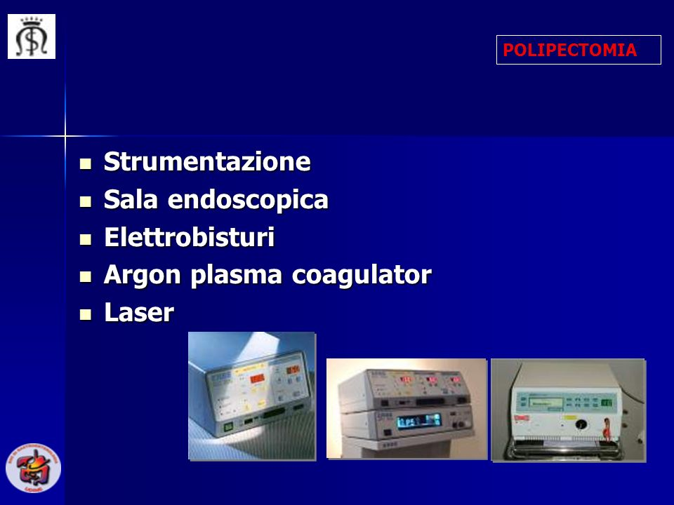 Argon plasma coagulator Laser