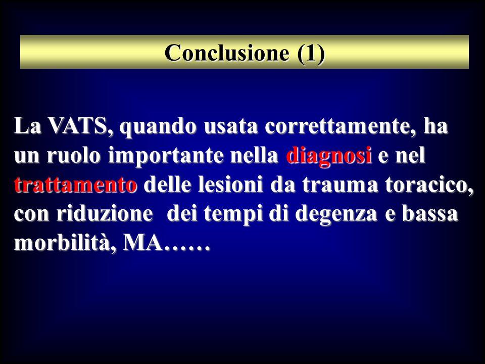 Conclusione (1)