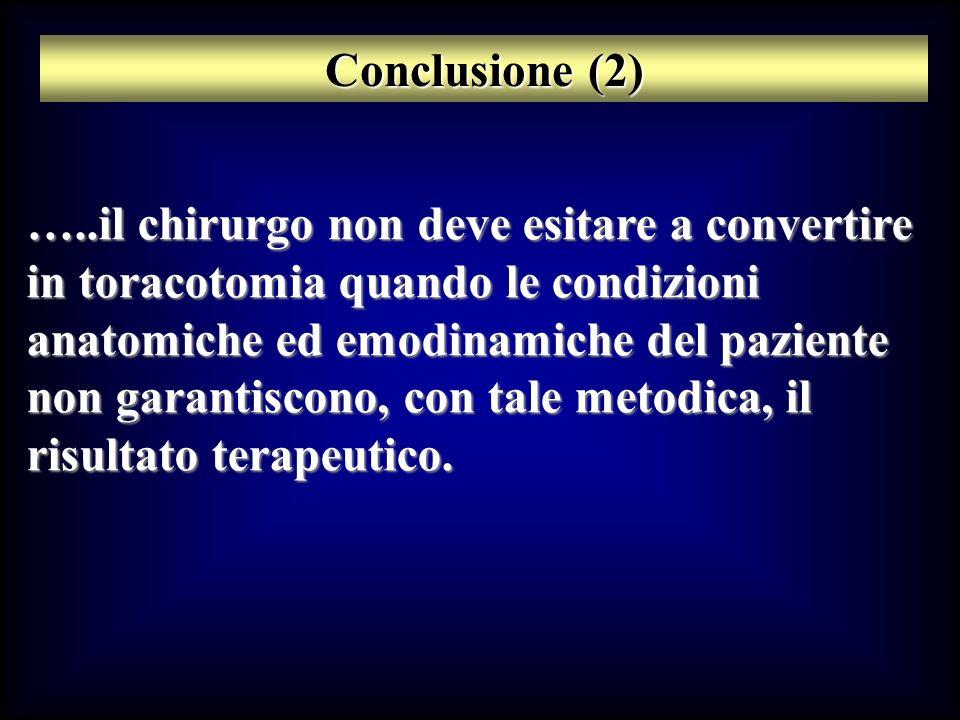 Conclusione (2)