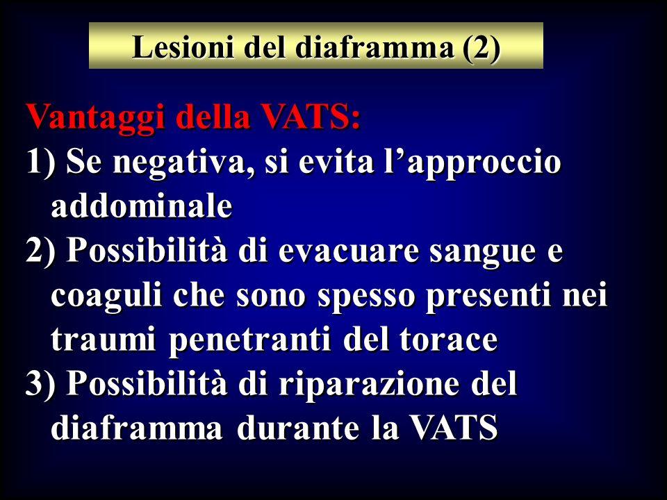 Lesioni del diaframma (2)