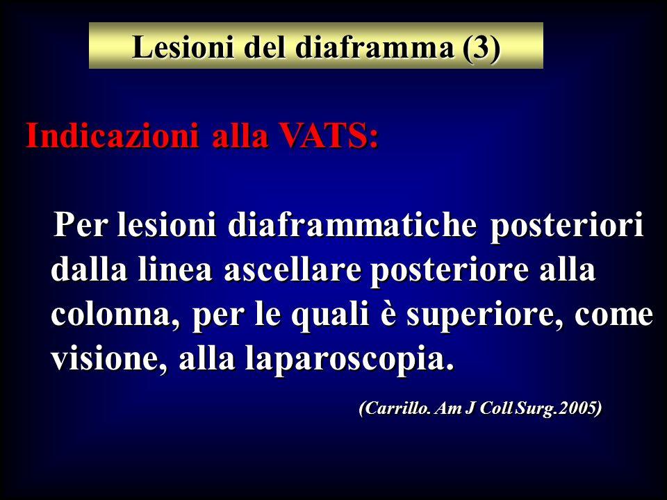 Lesioni del diaframma (3)