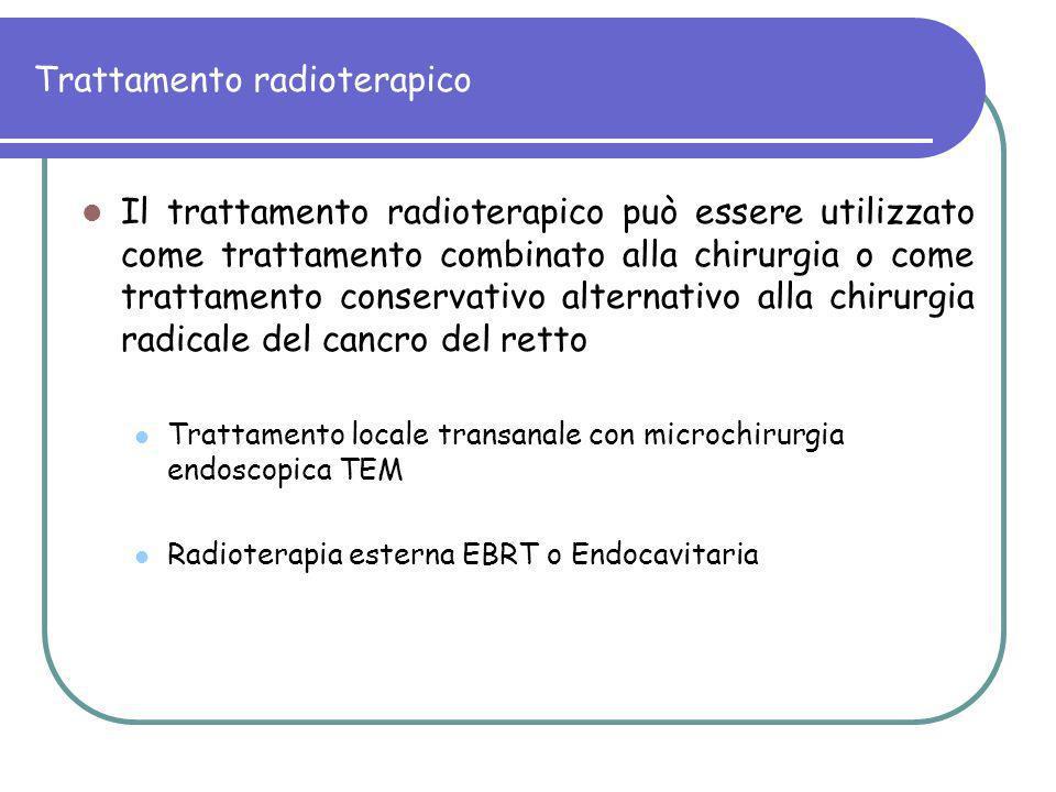 Trattamento radioterapico