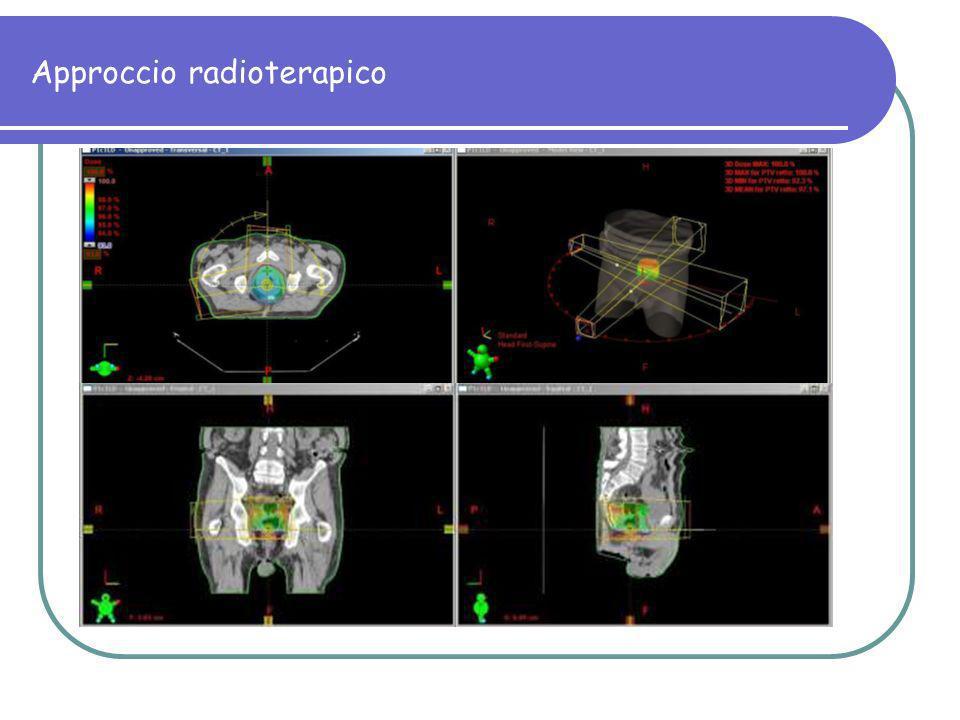 Approccio radioterapico