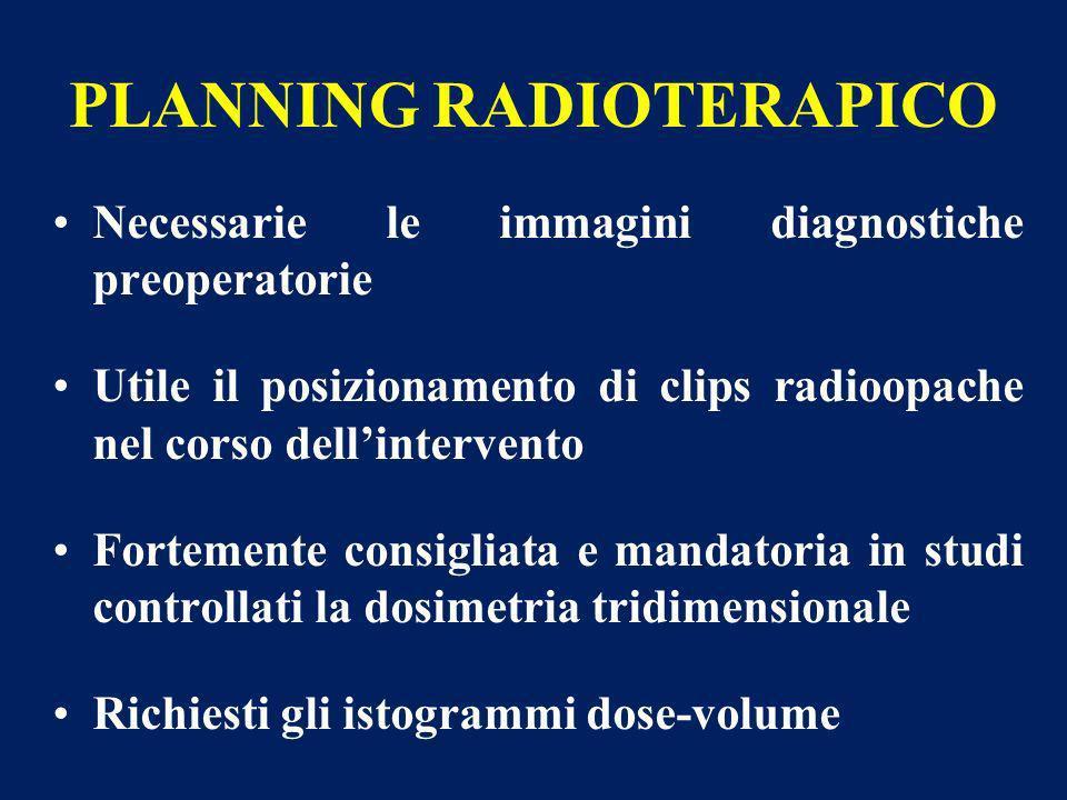 PLANNING RADIOTERAPICO
