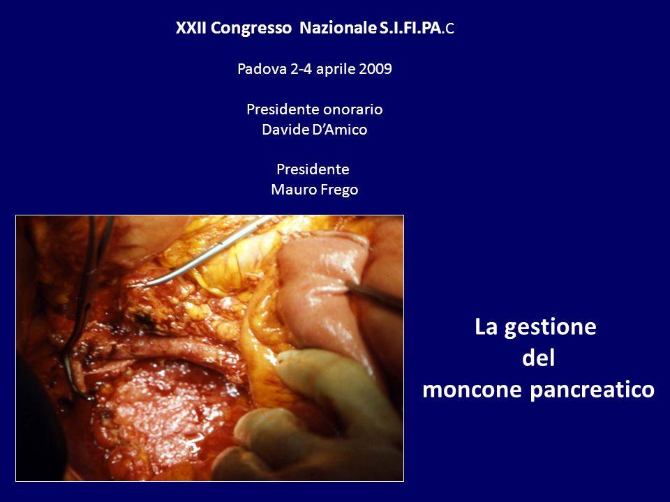 XXII Congresso Nazionale S.I.FI.PA.C