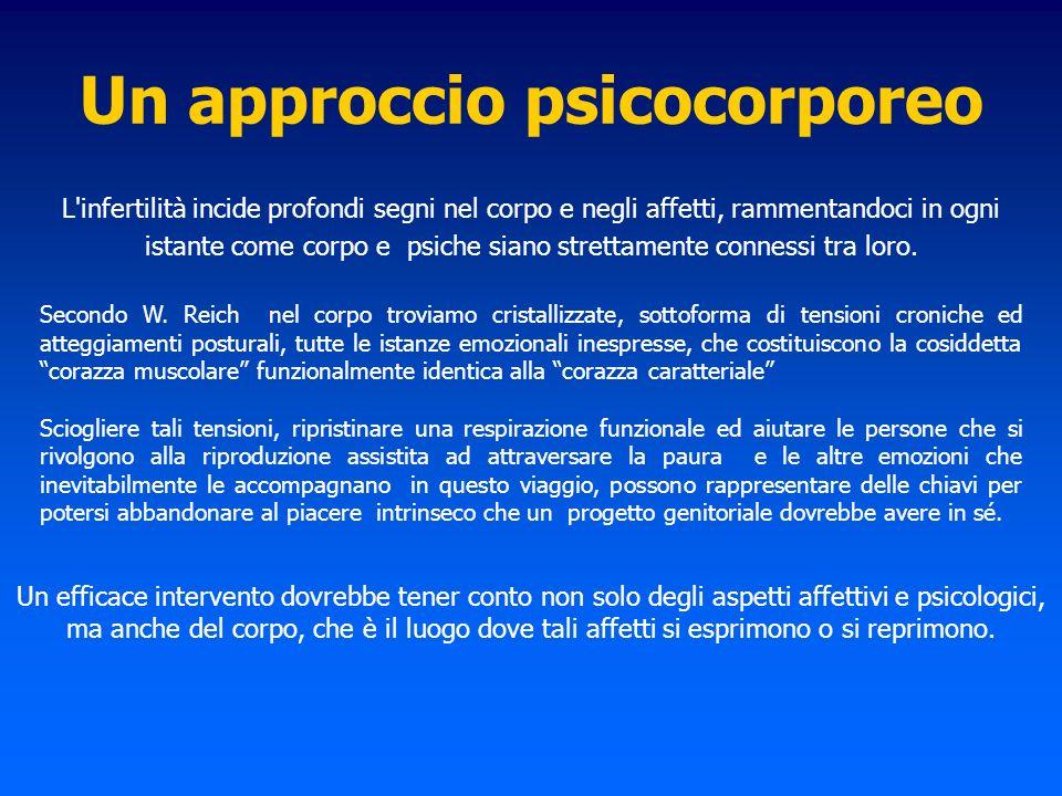 Un approccio psicocorporeo