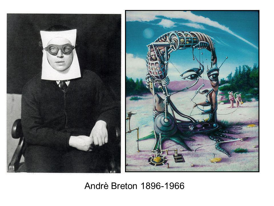 Andrè Breton 1896-1966