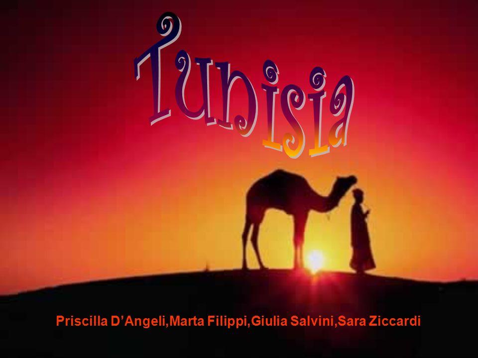 Tunisia Priscilla D'Angeli,Marta Filippi,Giulia Salvini,Sara Ziccardi