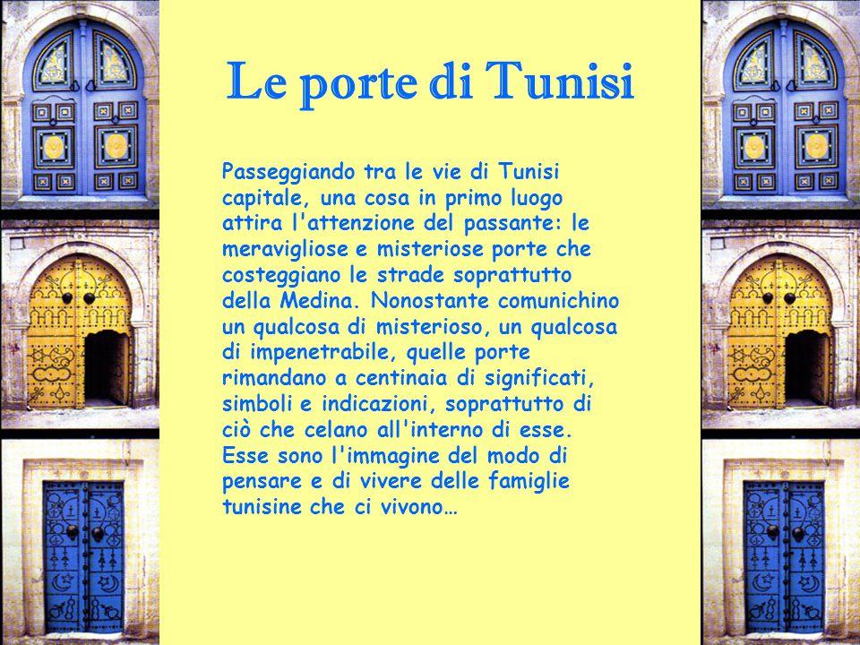 Le porte di Tunisi