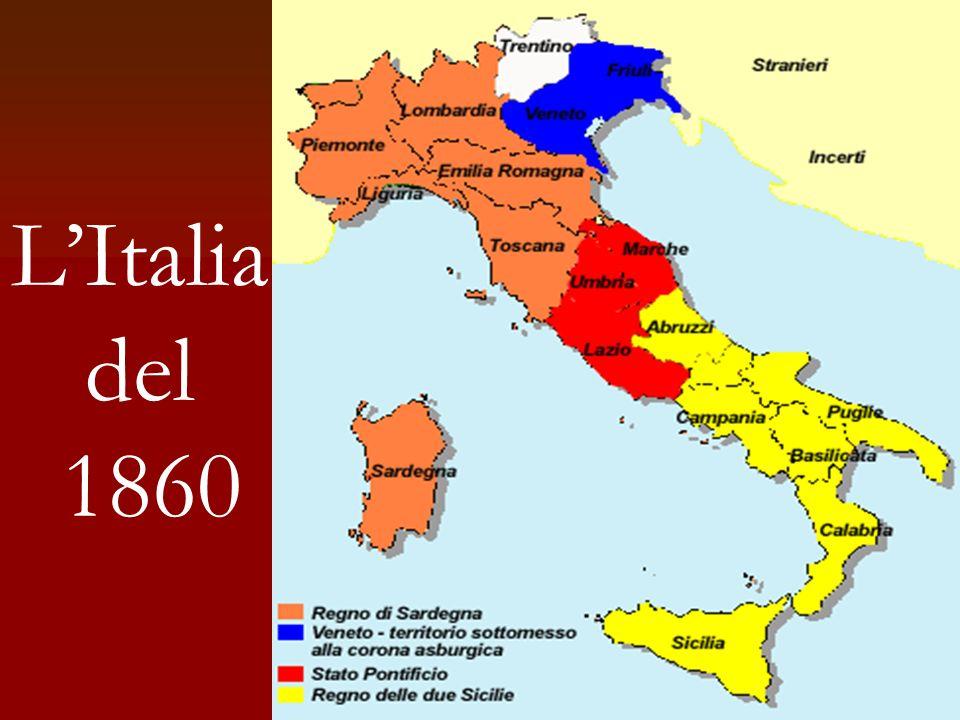 L'Italia del 1860