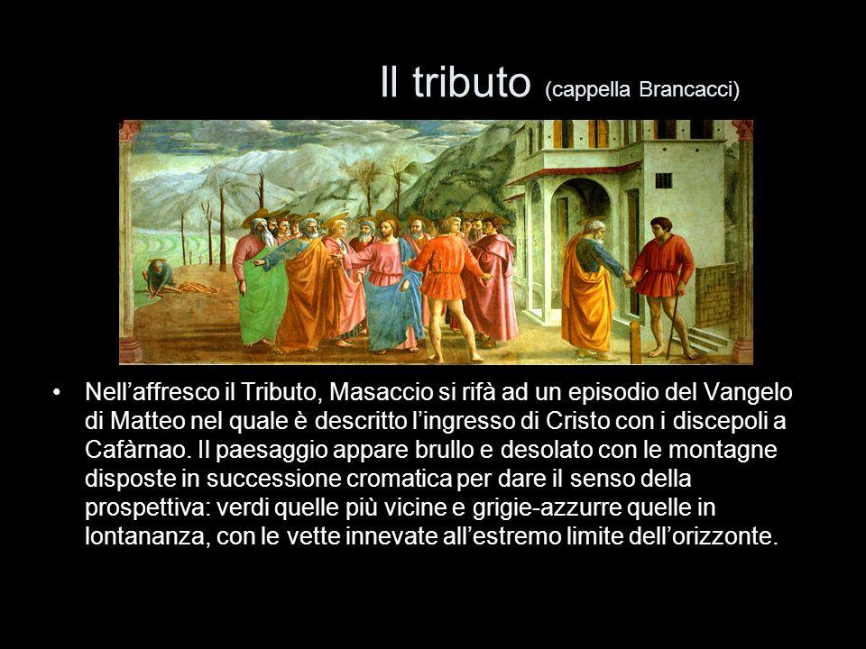 Il tributo (cappella Brancacci)