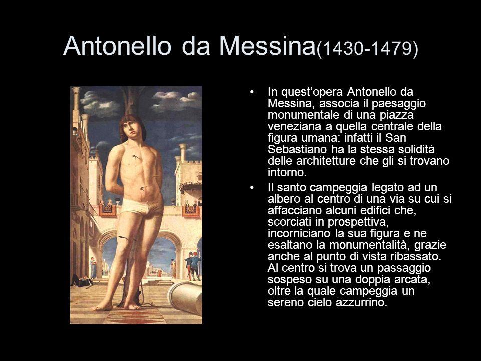 Antonello da Messina(1430-1479)