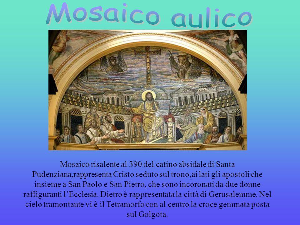 Mosaico aulico