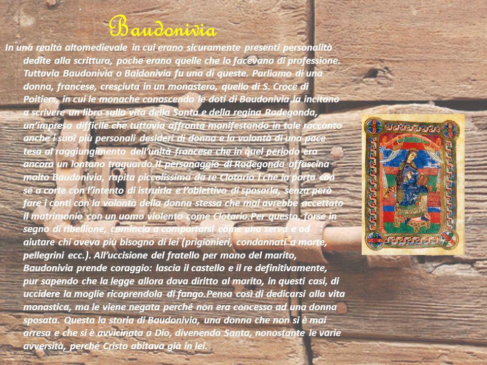 Baudonivia