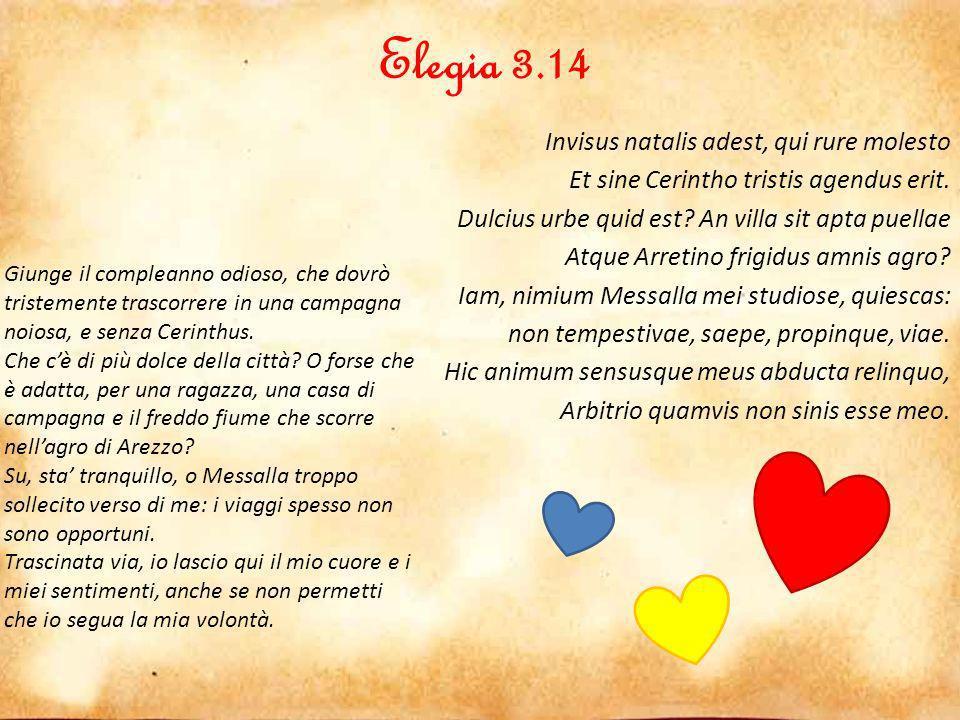 Elegia 3.14