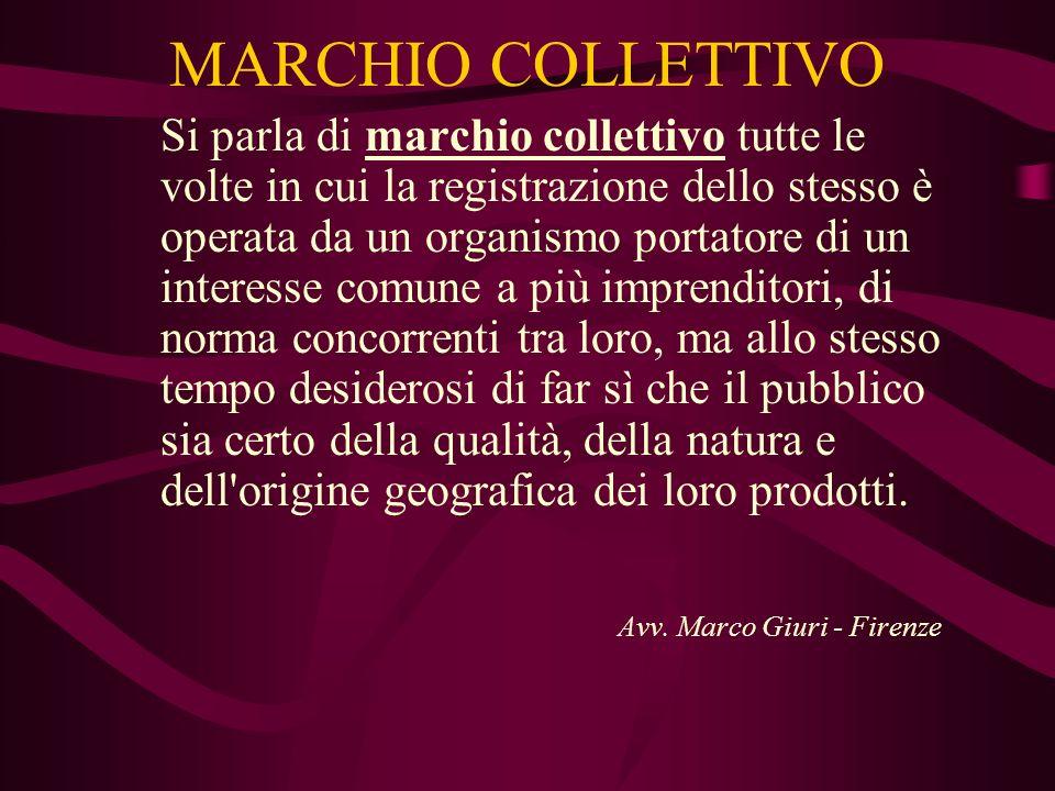 MARCHIO COLLETTIVO