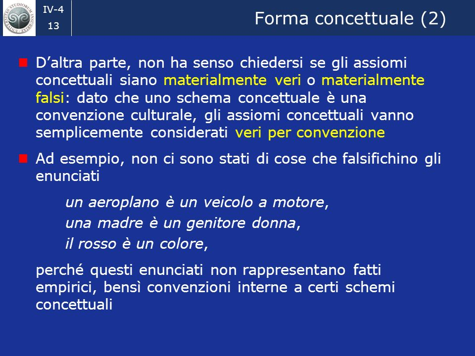 Forma concettuale (2)
