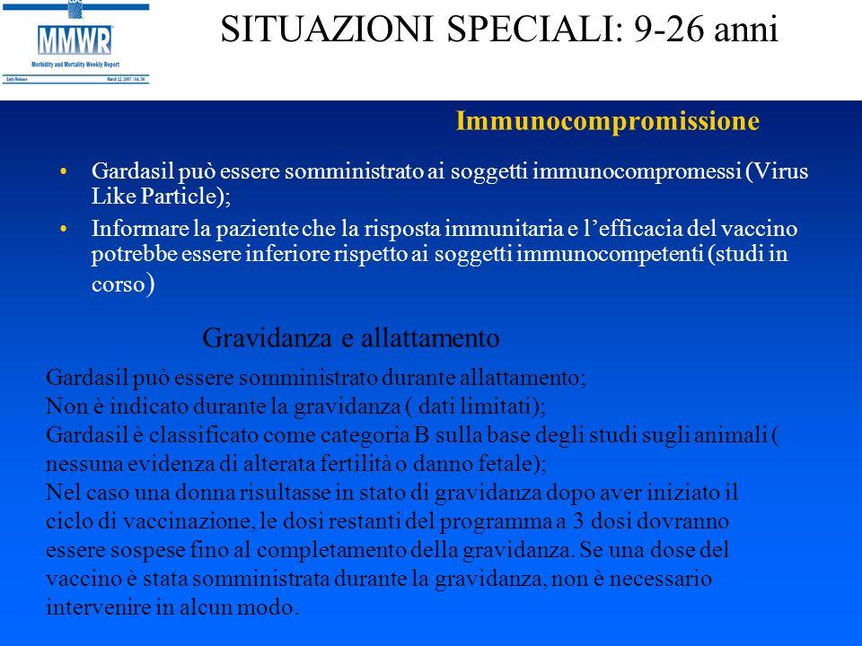 Immunocompromissione