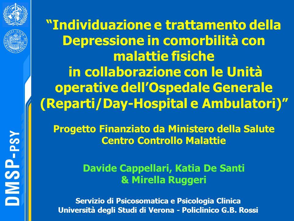 in collaborazione con le Unità operative dell'Ospedale Generale