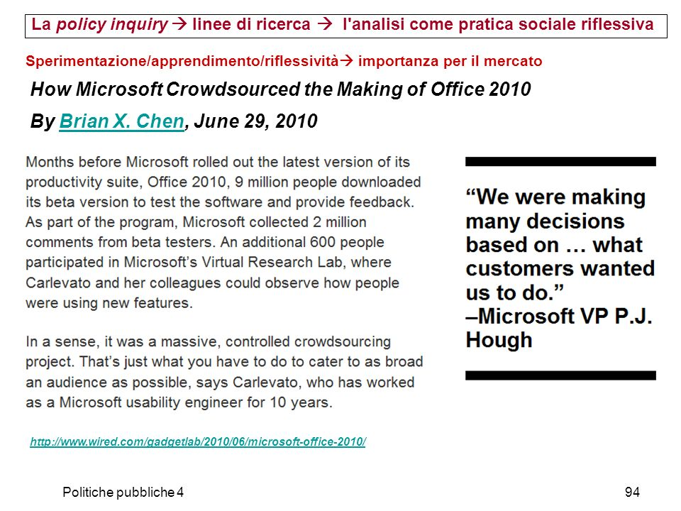 How Microsoft Crowdsourced the Making of Office 2010