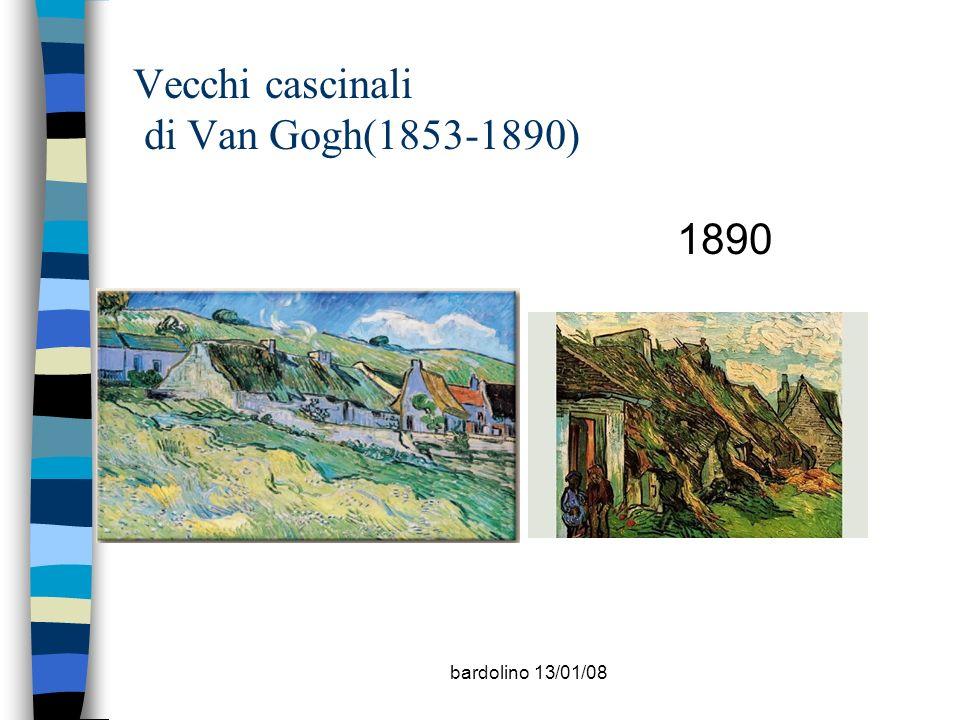 Vecchi cascinali di Van Gogh(1853-1890)