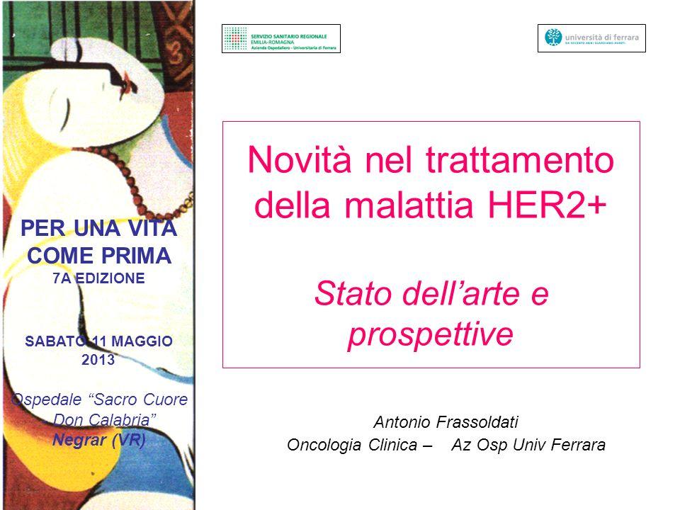 Antonio Frassoldati Oncologia Clinica – Az Osp Univ Ferrara