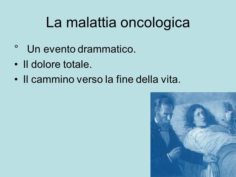 La malattia oncologica
