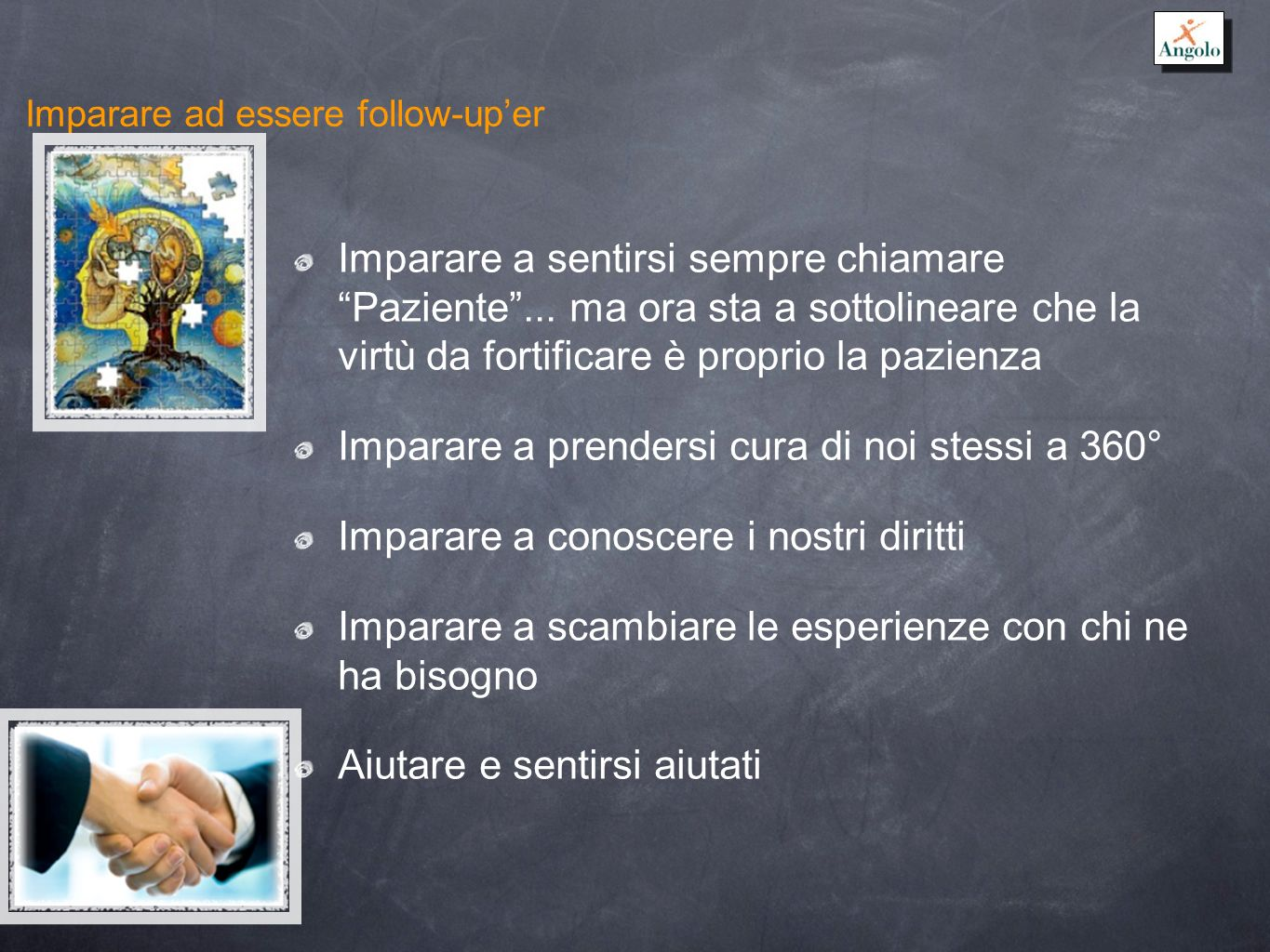 Imparare ad essere follow-up'er