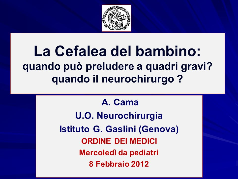 Istituto G. Gaslini (Genova)