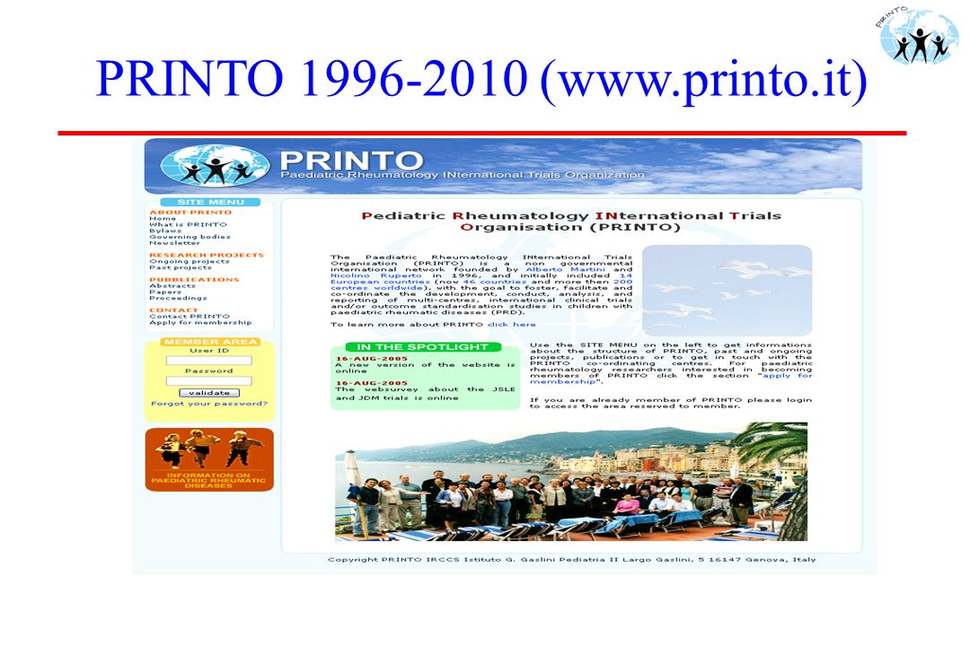 PRINTO 1996-2010 (www.printo.it)