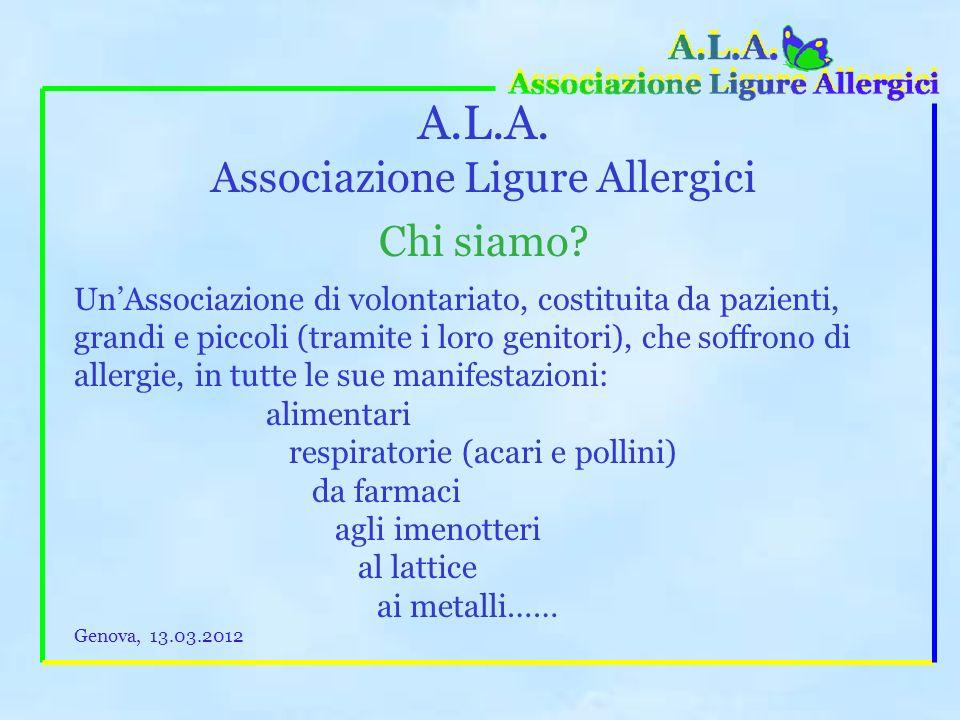 Associazione Ligure Allergici